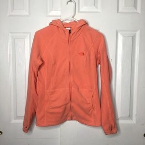The North Face Coral Fleece Full Zip